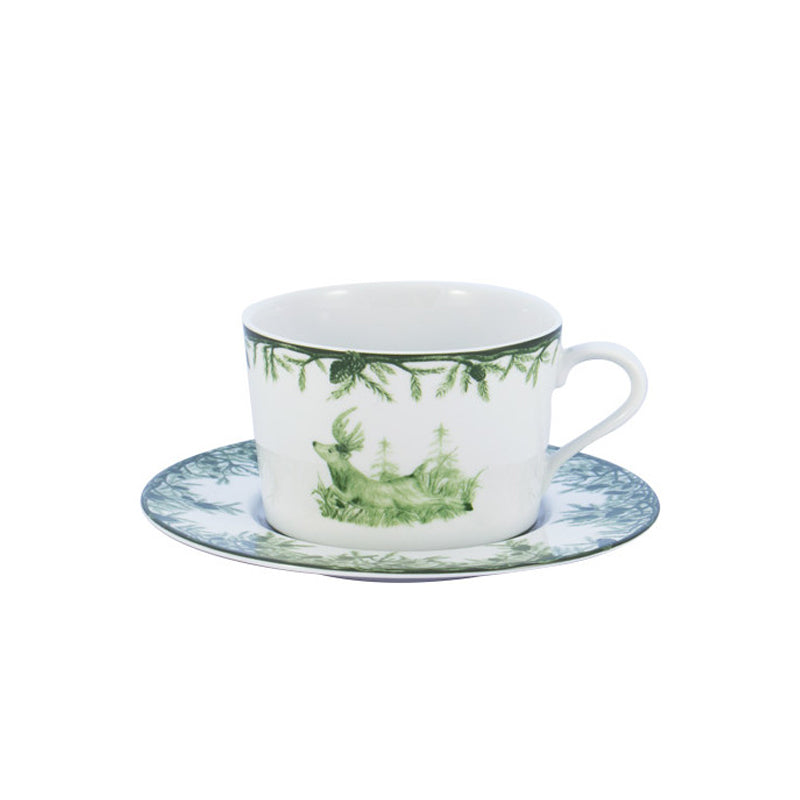 CE Corey - Forest Cup & Saucer