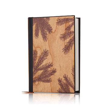 Thymes Wooden Journal