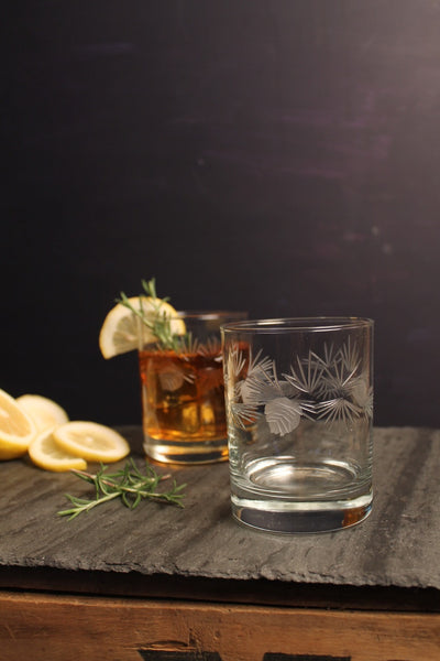 Rolf Glass - Icy Pine 14 oz Double Old Fashioned