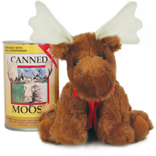 6'' CANNED MOOSE