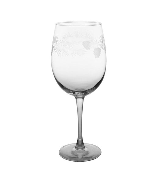 Rolf Glass - Icy Pine 19 oz Large All Purpose Wine Glass