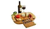 Picnic At Ascot - Deluxe Malvern Cheese Board Set