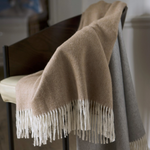 Alexandre Turpault - Vintage Throw (Cinnamon)