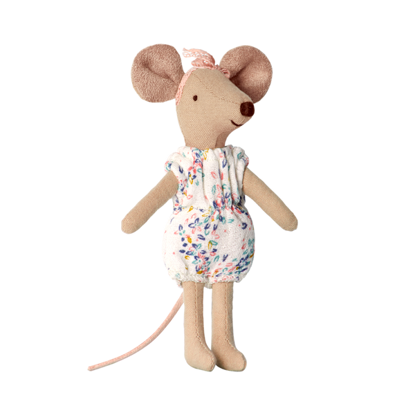 Maileg Big Sister Mouse In Underwear