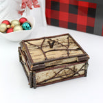 Handcrafted Birch Box - Medium