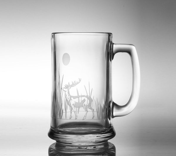 Rolf Glass - Deer Beer Mug