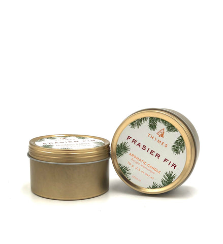 Thymes Frasier Fir Travel Tin
