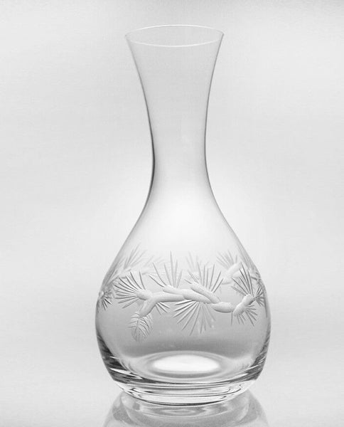 Rolf Glass - Icy Pine 42 oz Glass Carafe