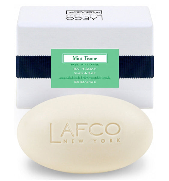 Lafco Mint Tisane Bath Soap