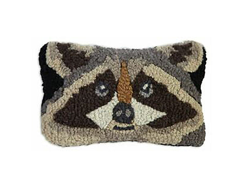 Pillow 8X12 Raccoon