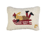 Pillow 8x12 Sledder