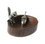 Vagabond Squirrel Nut Bowl & Scoop