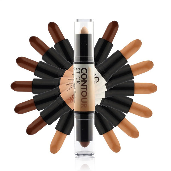 Contour Stick 2 in 1 Concealer Full Cover Blemish