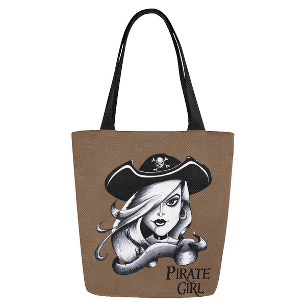 Tote Bag Market Pirate Girl X 4 Units Ltd Edition D403870