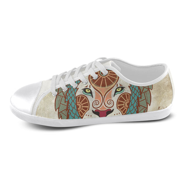 Lion Canvas Shoes For Women Ltd Edition D322422