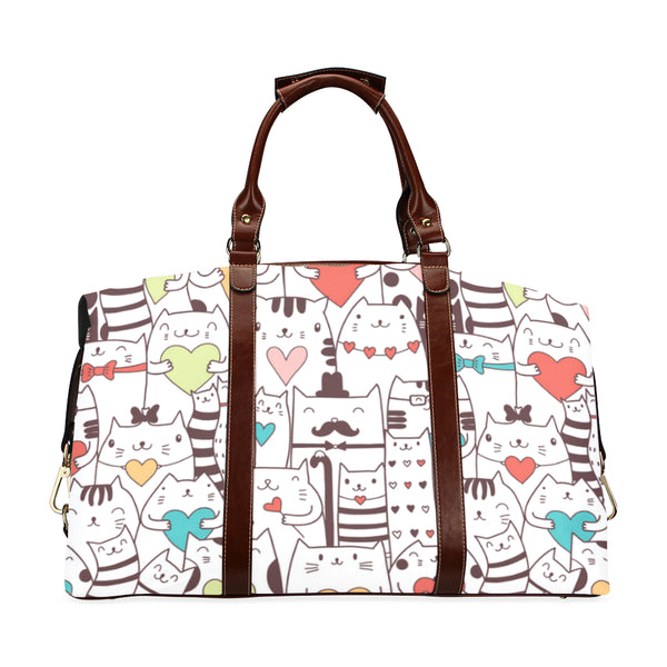 Cool Cats Flight Bag For Women Ltd Edition D322425