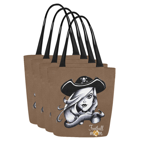 Football Mom Tote Bag Market For Women X 4 Units Ltd Edition D403069