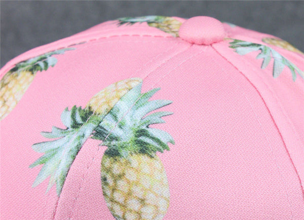 Pineapple Hip Hop Snapback