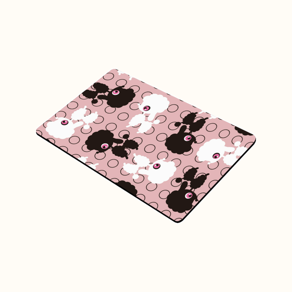 Pets Doormat Cute Dogs