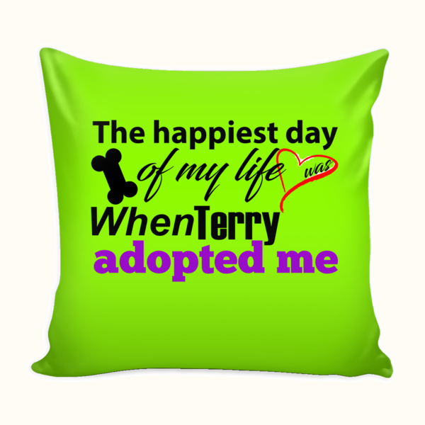 ♥♥ Dog Lovers Pillow Cover I ♥♥