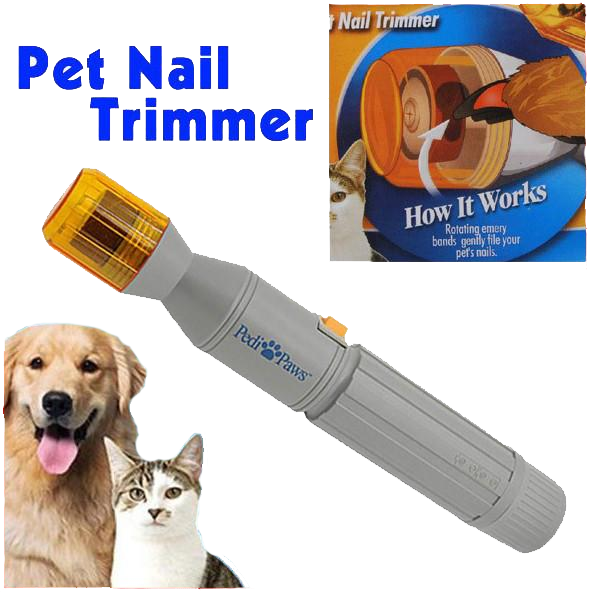 Paw Nail Trimmer Cut Electric For Pets - Dogs & Cats