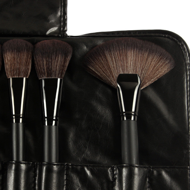 Natural Goat Hair 32pc/set  Makeup Brushes Professional Cosmetic [Free Shipping]
