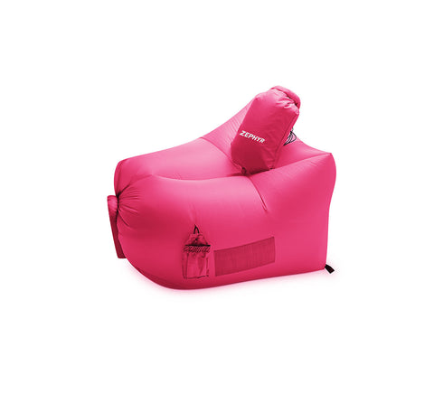 Zephyr Chair - Hot Pink