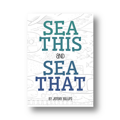 Sea This and Sea that Book Cover