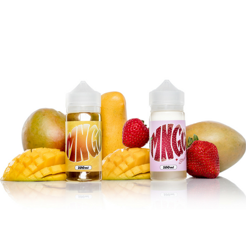 MNGO Eliquid Bundle Pack- 2 X 100ML