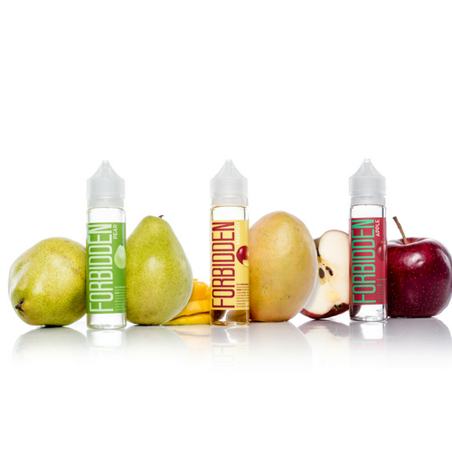 Forbidden Fruit Bundle Pack 3 X 60ML