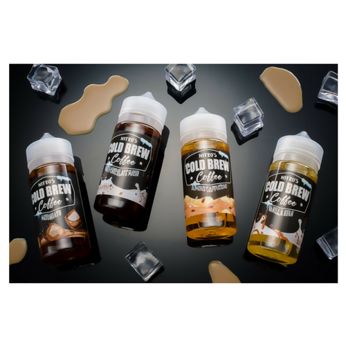 Nitro's Cold Brew Bundle Pack- 4 X 400ML