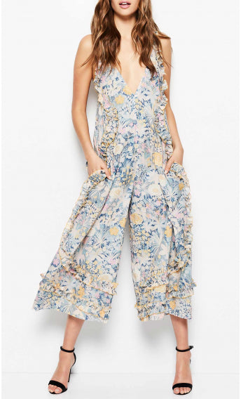 Oh Lady Jumpsuit  Garden Bloom
