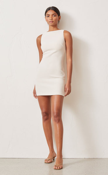 Raphaela Mini Dress - Vanilla Bean
