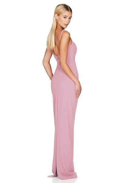 Bailey Gown - Antique Rose