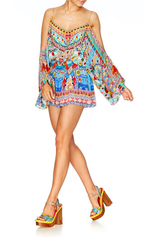 Close to my Heart Drop Shoulder Playsuit