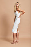 Keni Dress - White