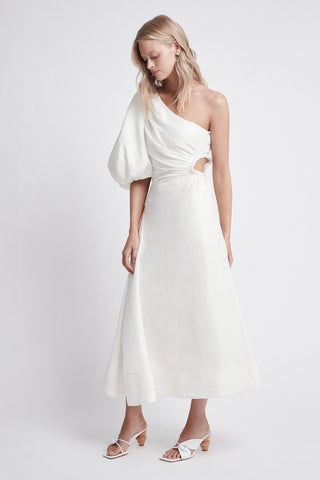 Concept Dress in White