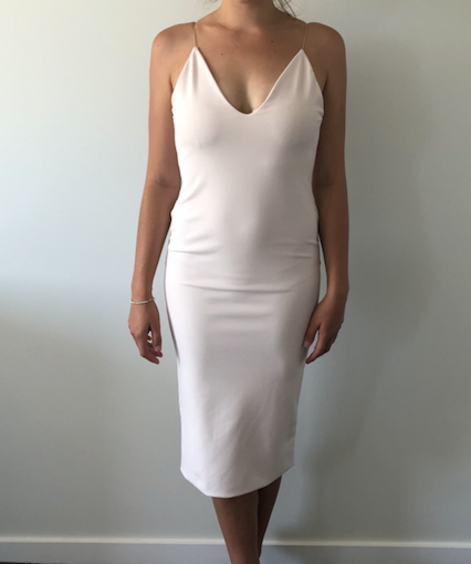 Keni Dress -  Nude