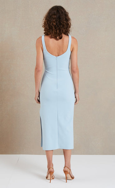 Joelle Midi Dress- Skye