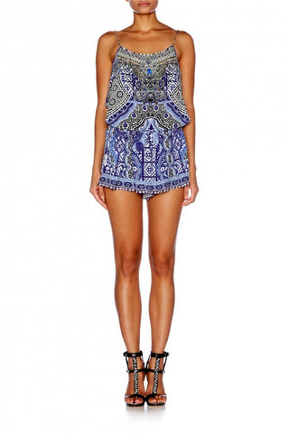 Under the Medina Moon playsuit