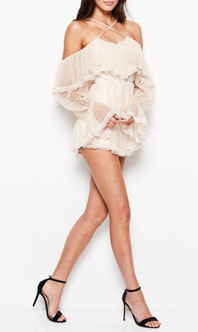 Now or Never Playsuit Ballet