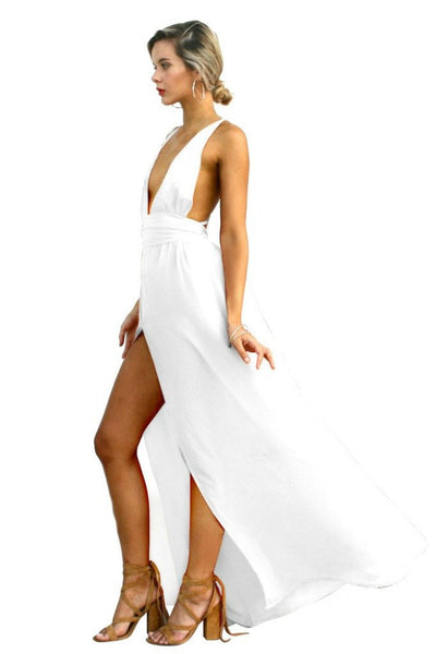 Ivory Diamond Multiway Gown