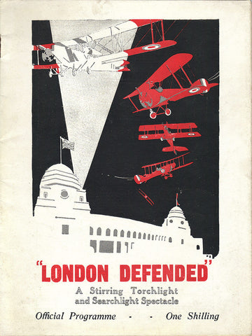 Nazgul, Defence of London, Aerobatics, and Air Forces - Part II