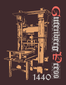 Gutenberg Press 1440 - Bold Features! Tasteful Design! Unforgettable Performance!