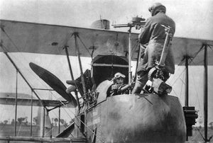 World War I Aerial Adventure Written by a Pilot