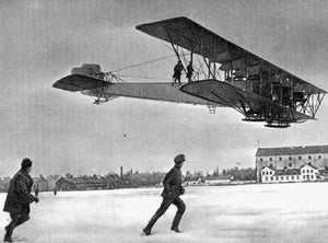 The Russian Revolution in Aviation History