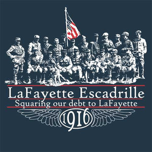 Stephen Thompson and Ted Parsons, the First Aero, and the Lafayette Escadrille