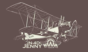 Happy 100th birthday to Jenny (JN4)