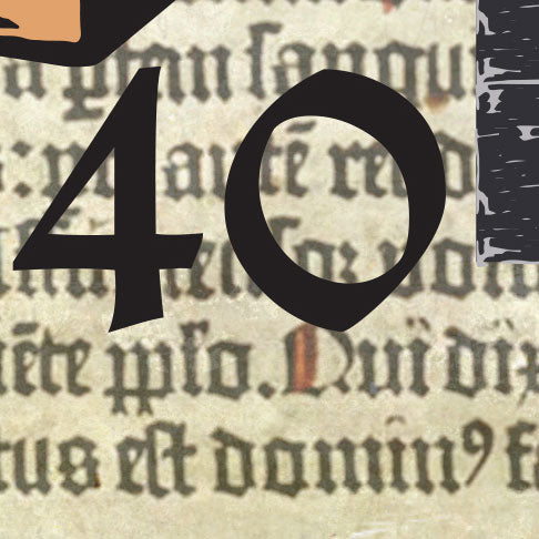 Deluxe Print of Gutenberg Press 1440