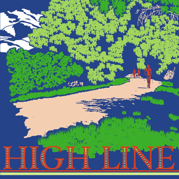 Denver Highline Canal T-Shirt